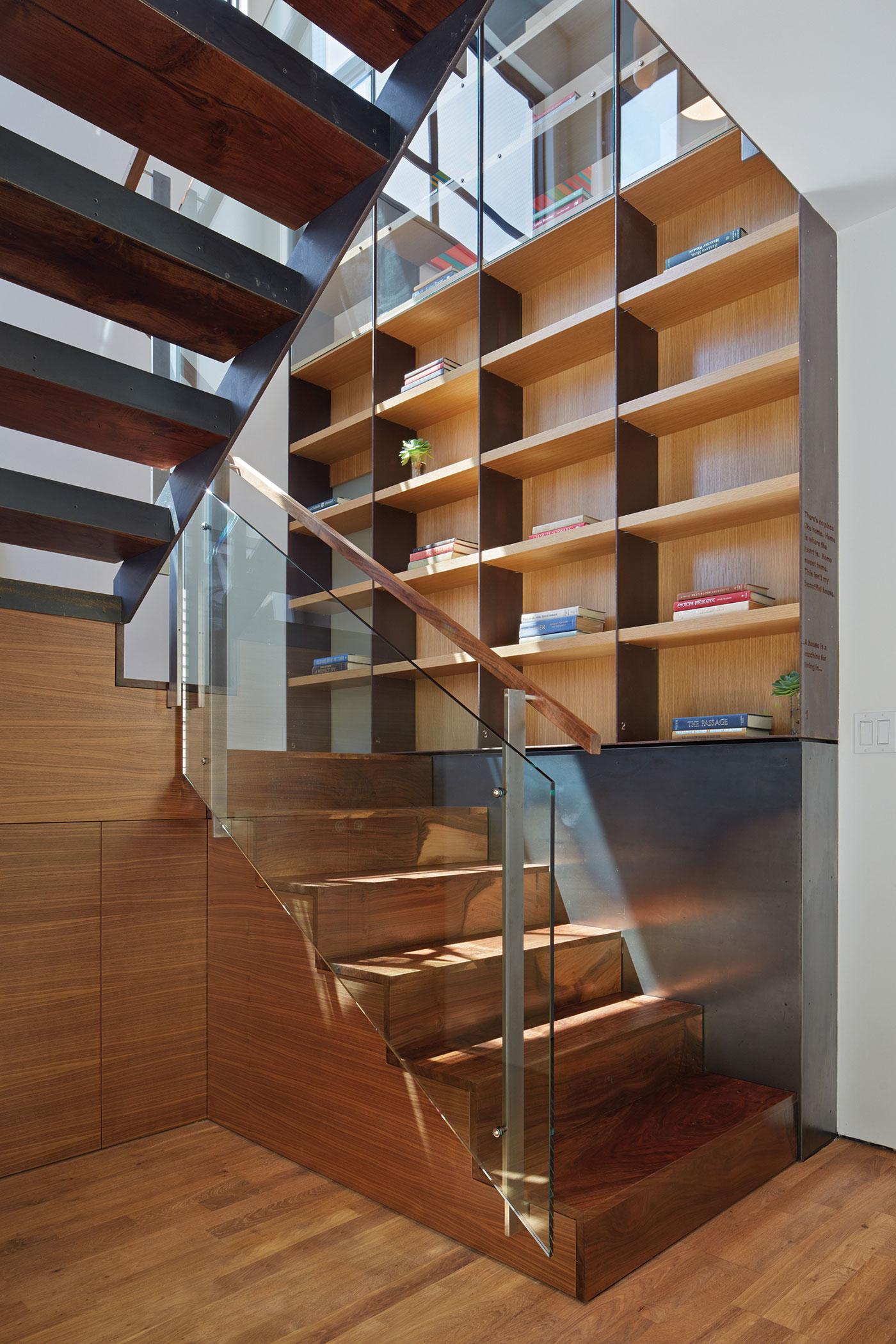 Bright and Elegant Interior Design of Steelhouse 1 plus 2 by Zack de Vito Architecture-06