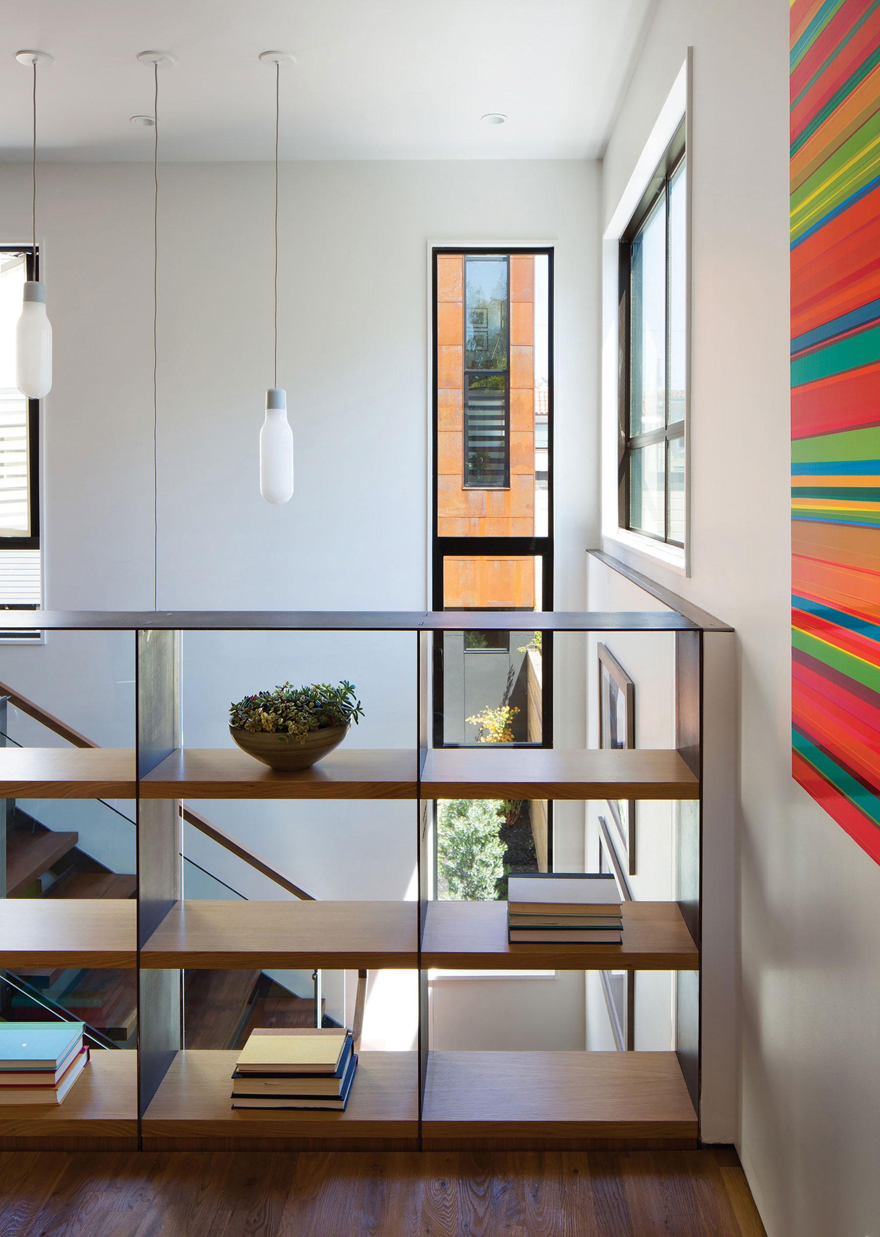 Bright and Elegant Interior Design of Steelhouse 1 plus 2 by Zack de Vito Architecture-08