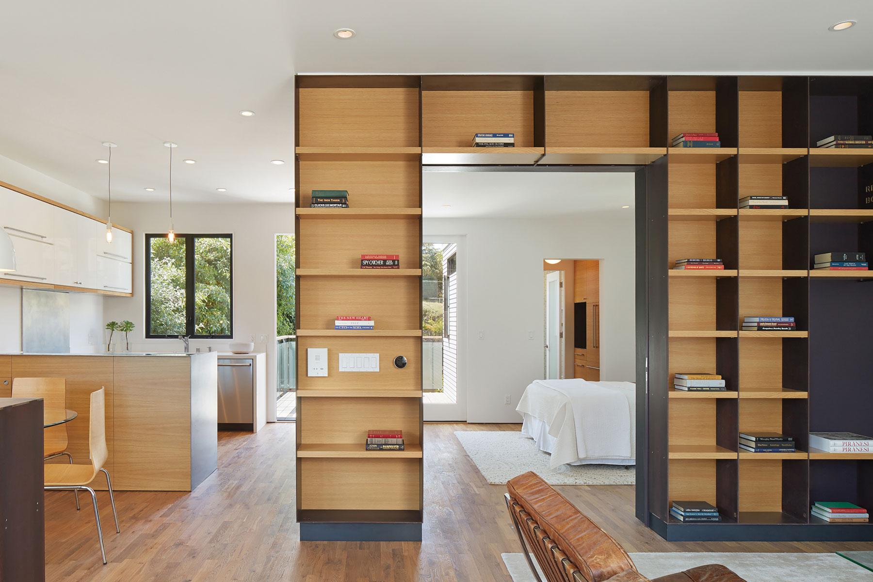 Bright and Elegant Interior Design of Steelhouse 1 plus 2 by Zack de Vito Architecture-09