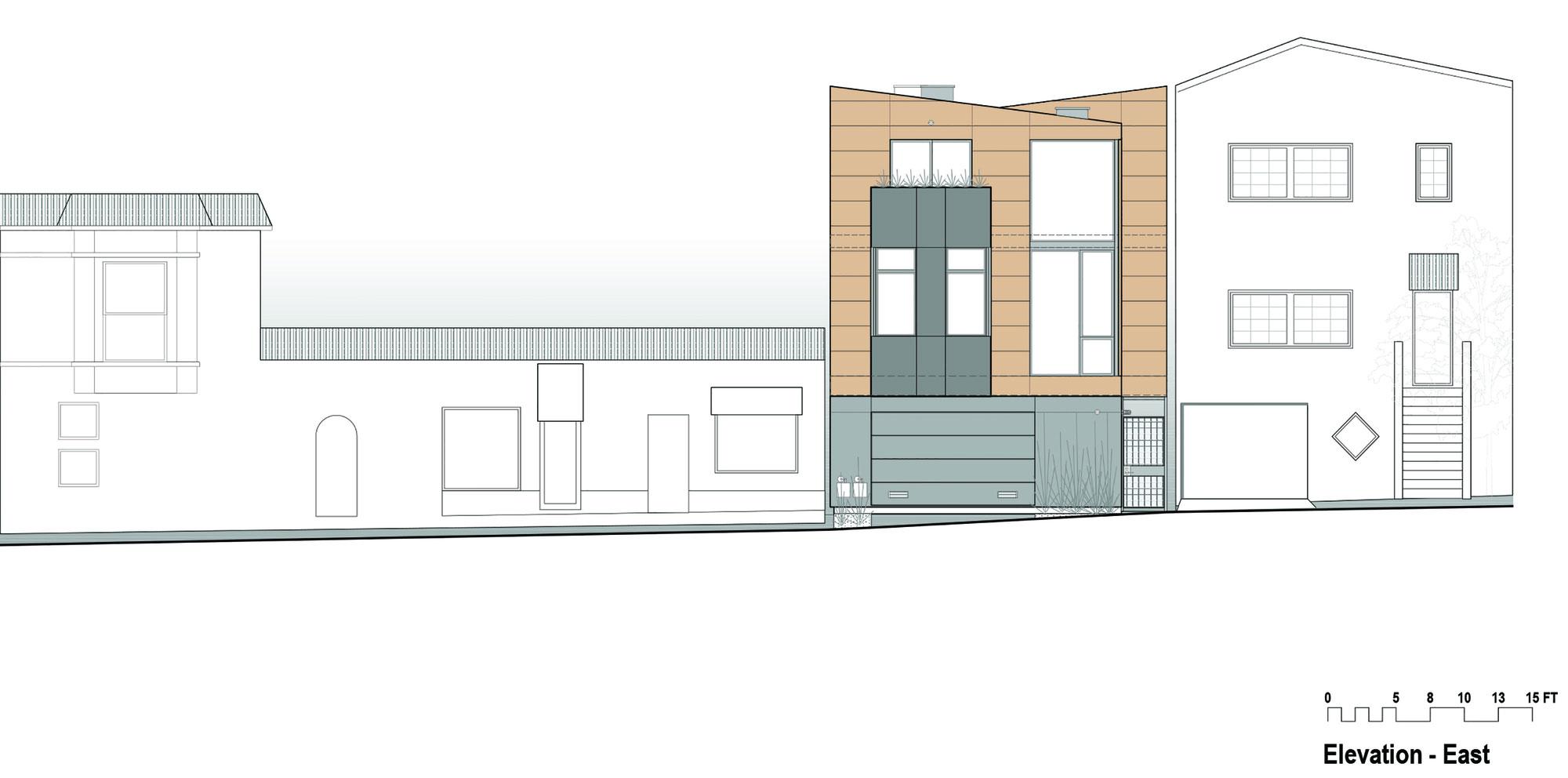 Bright and Elegant Interior Design of Steelhouse 1 plus 2 by Zack de Vito Architecture-17