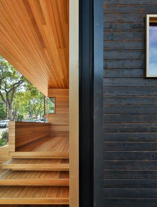 Bungalow remodelled into Wooden Fenlon House by Martin Fenlon Architecture-06