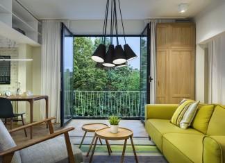 Chic Apartment H01 in Sofia by DontDIY Studio