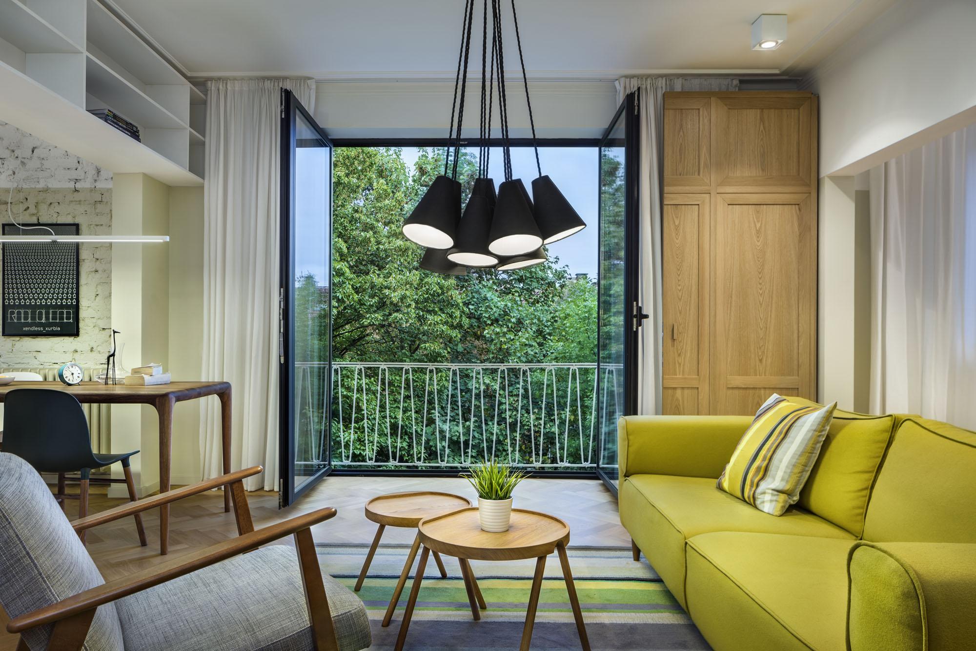 Chic Apartment H01 in Sofia by DontDIY Studio-01