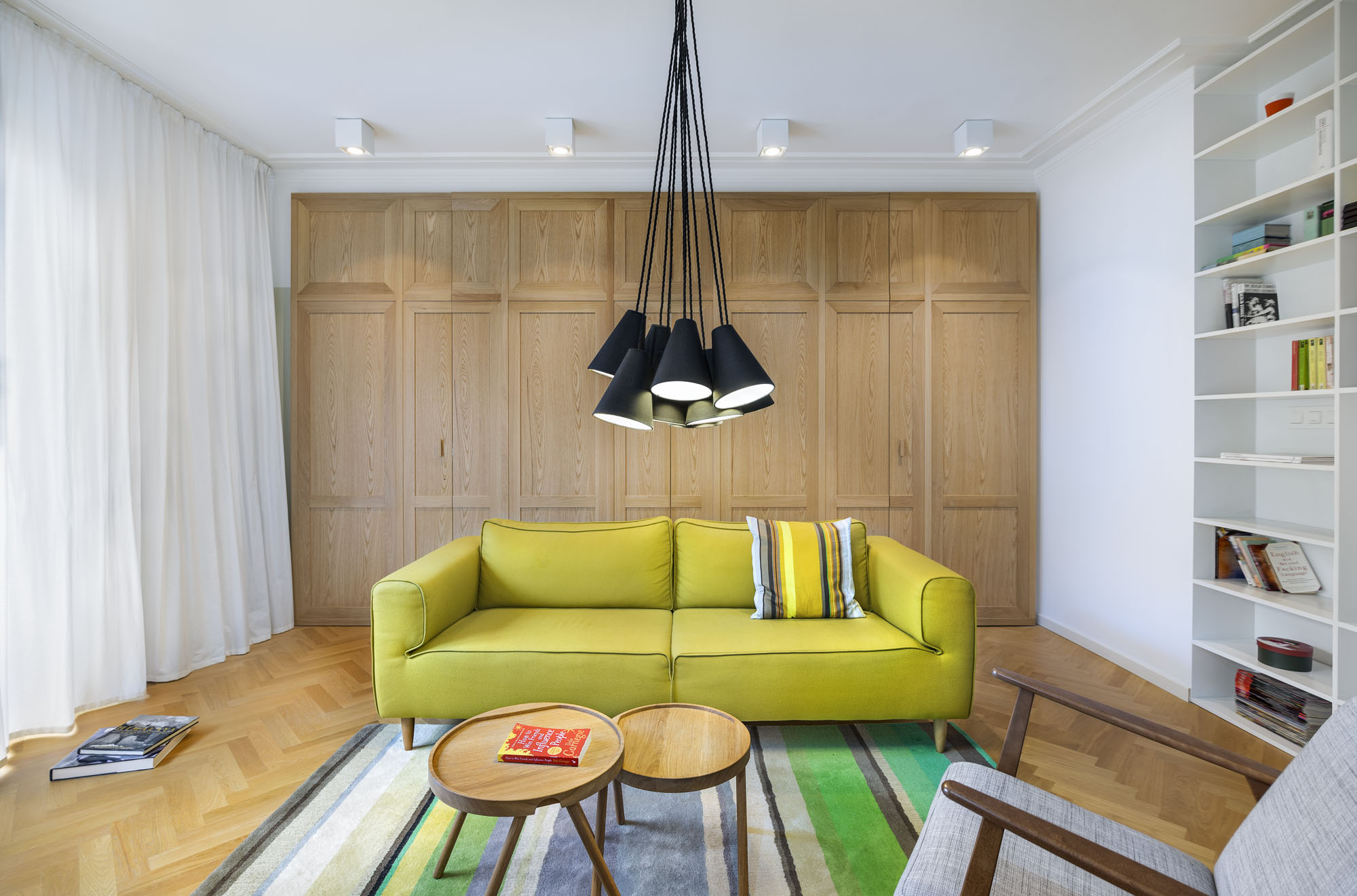 Chic Apartment H01 in Sofia by DontDIY Studio-02
