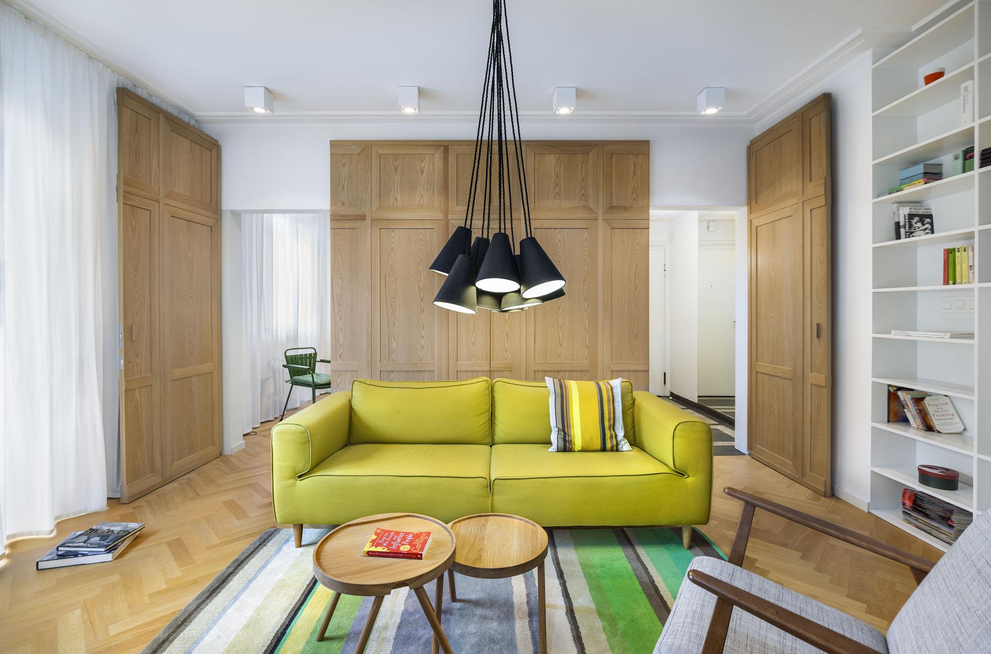 Chic Apartment H01 in Sofia by DontDIY Studio-03