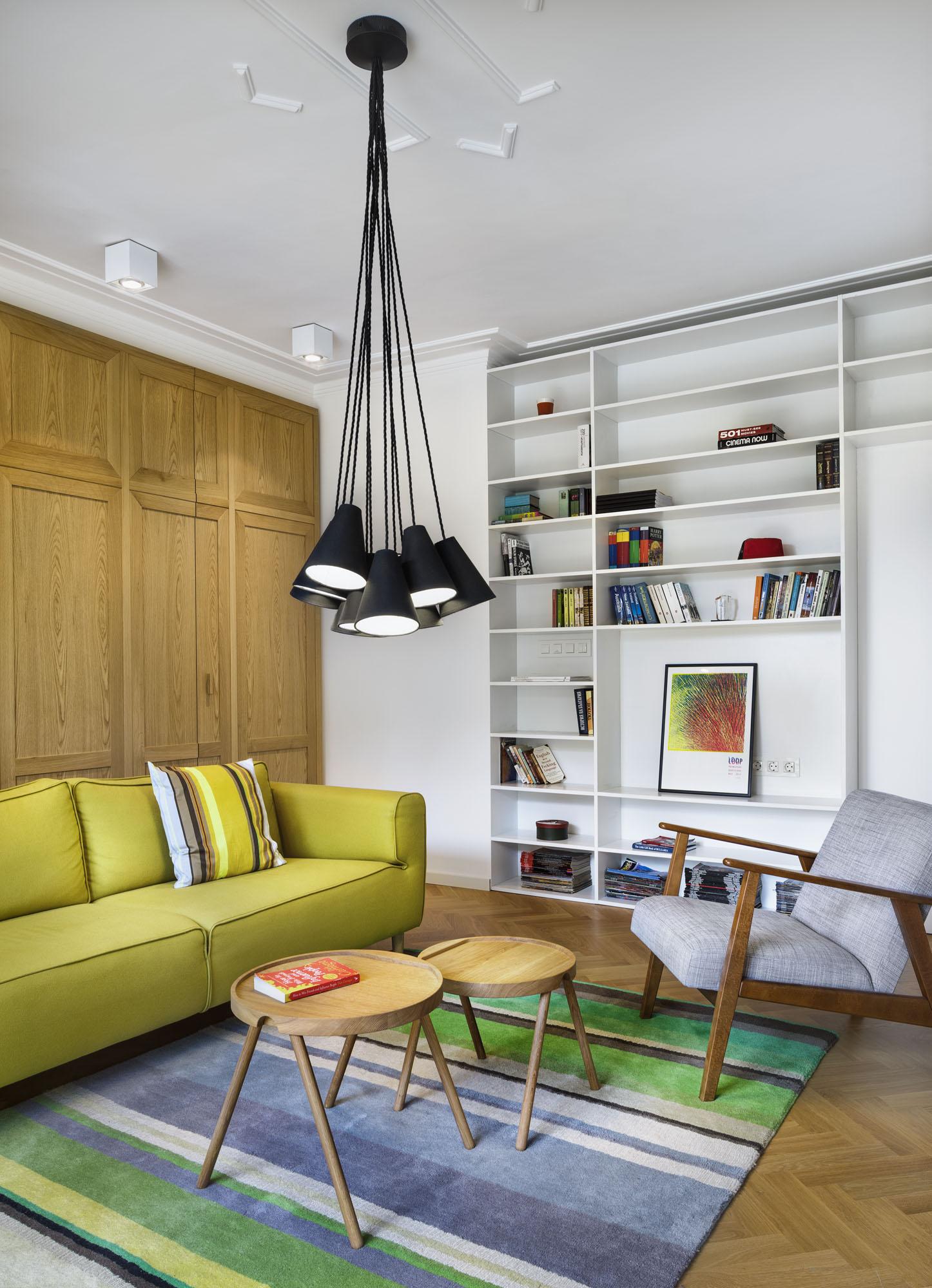 Chic Apartment H01 in Sofia by DontDIY Studio-05