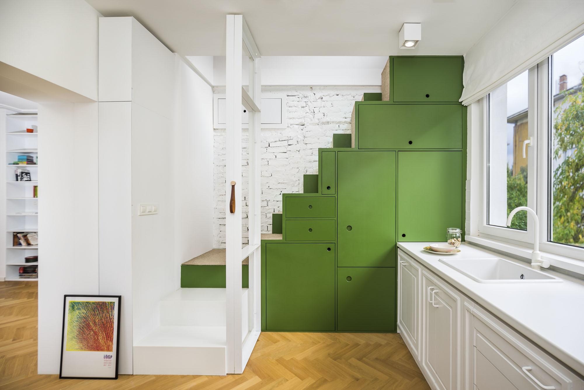 Chic Apartment H01 in Sofia by DontDIY Studio-08