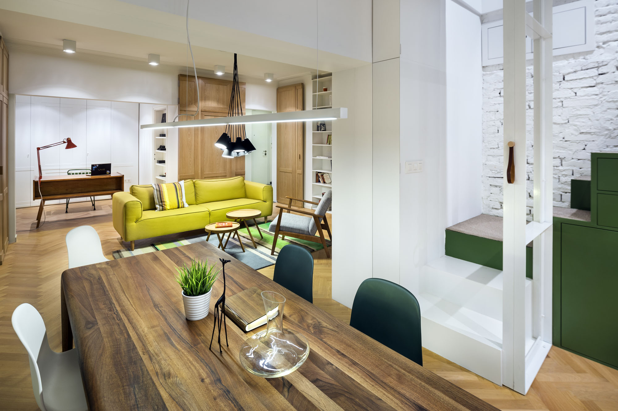 Chic Apartment H01 in Sofia by DontDIY Studio-09