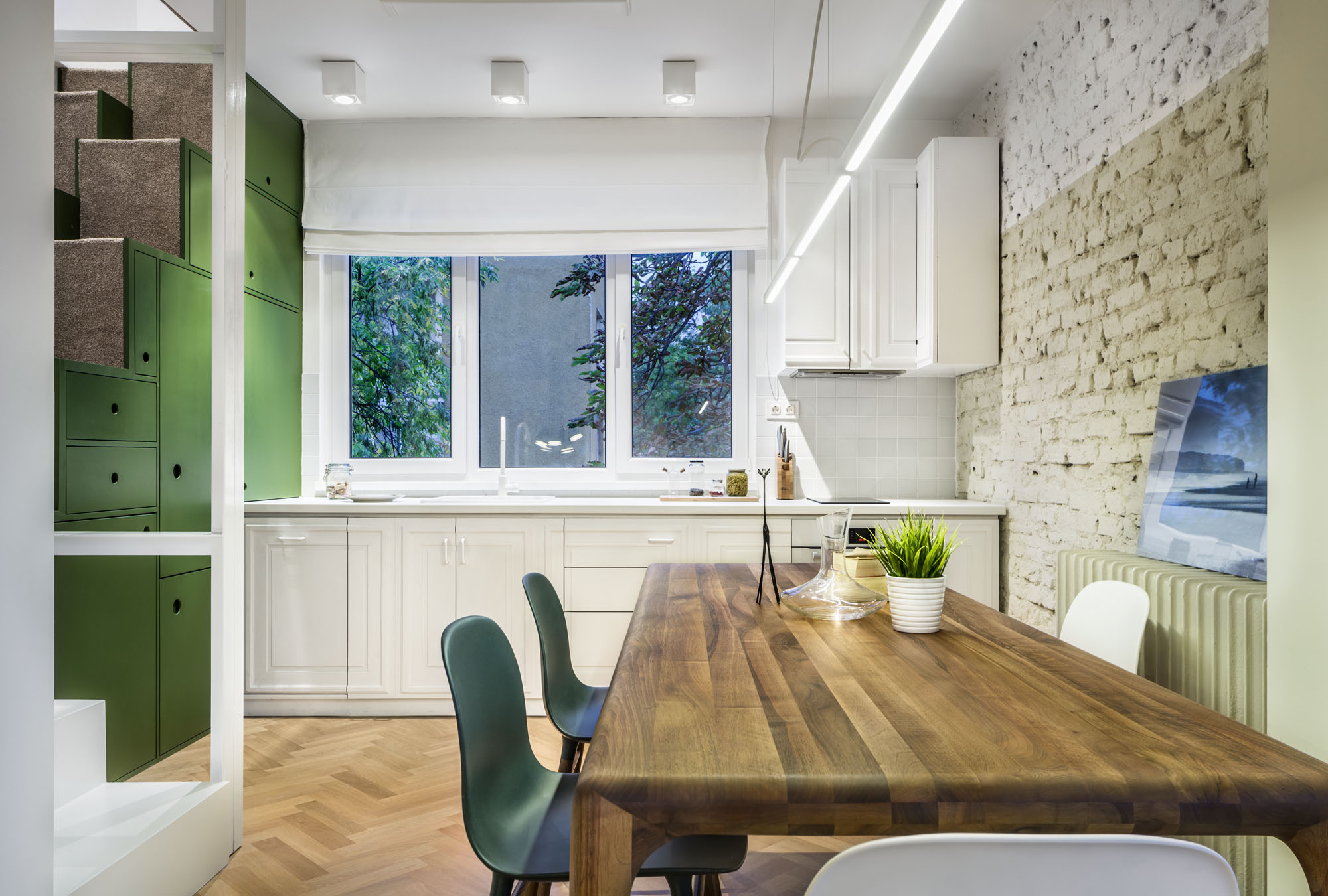 Chic Apartment H01 in Sofia by DontDIY Studio-10