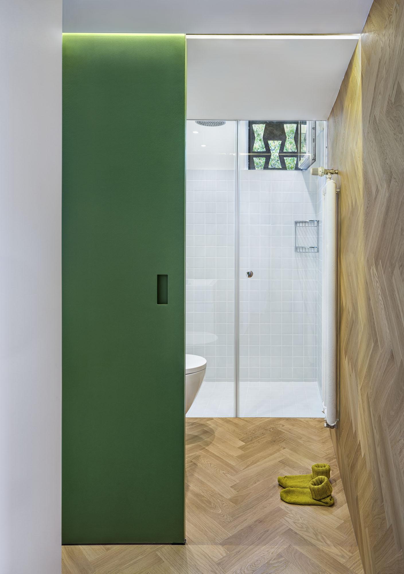 Chic Apartment H01 in Sofia by DontDIY Studio-15