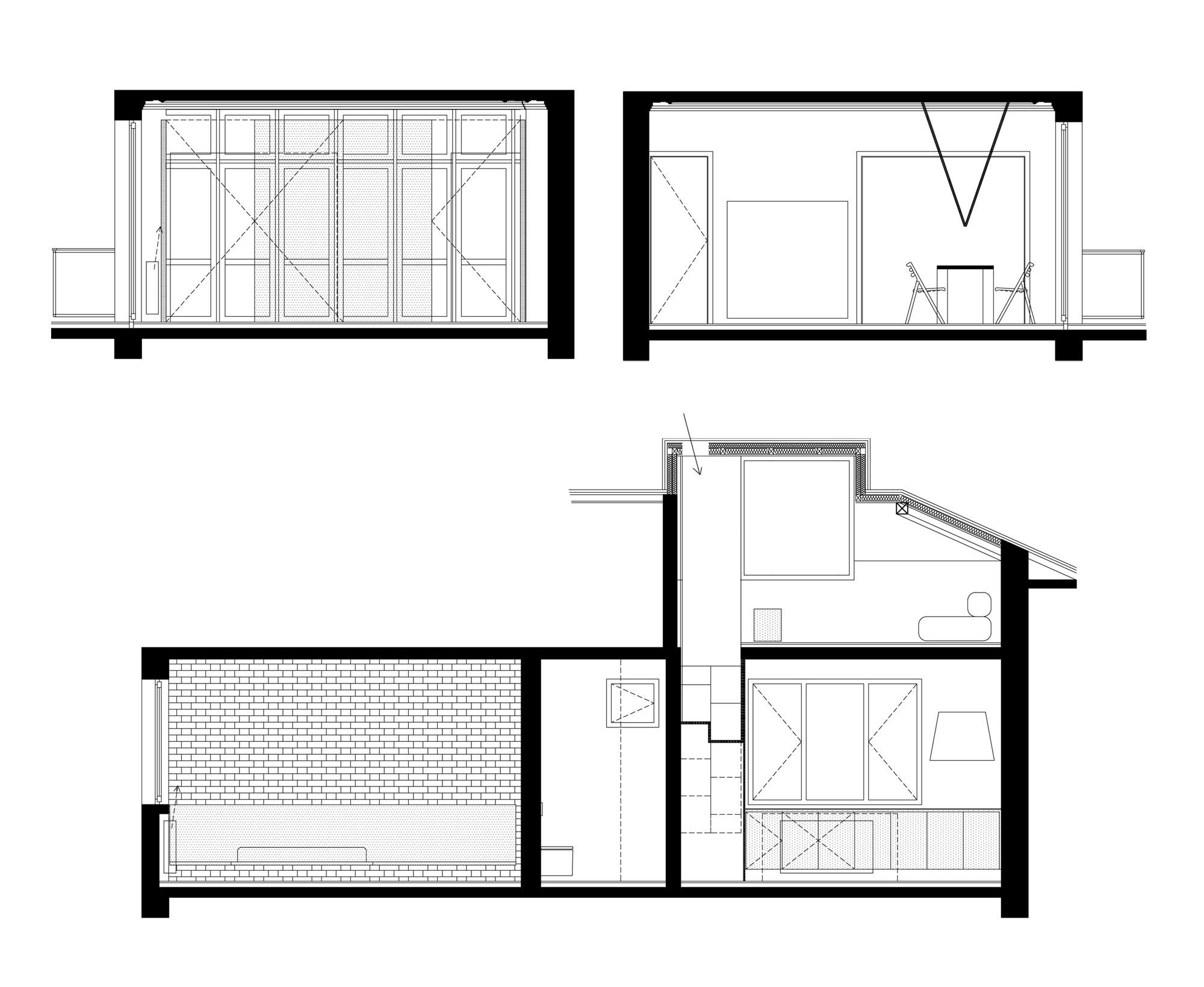 Chic Apartment H01 in Sofia by DontDIY Studio-18