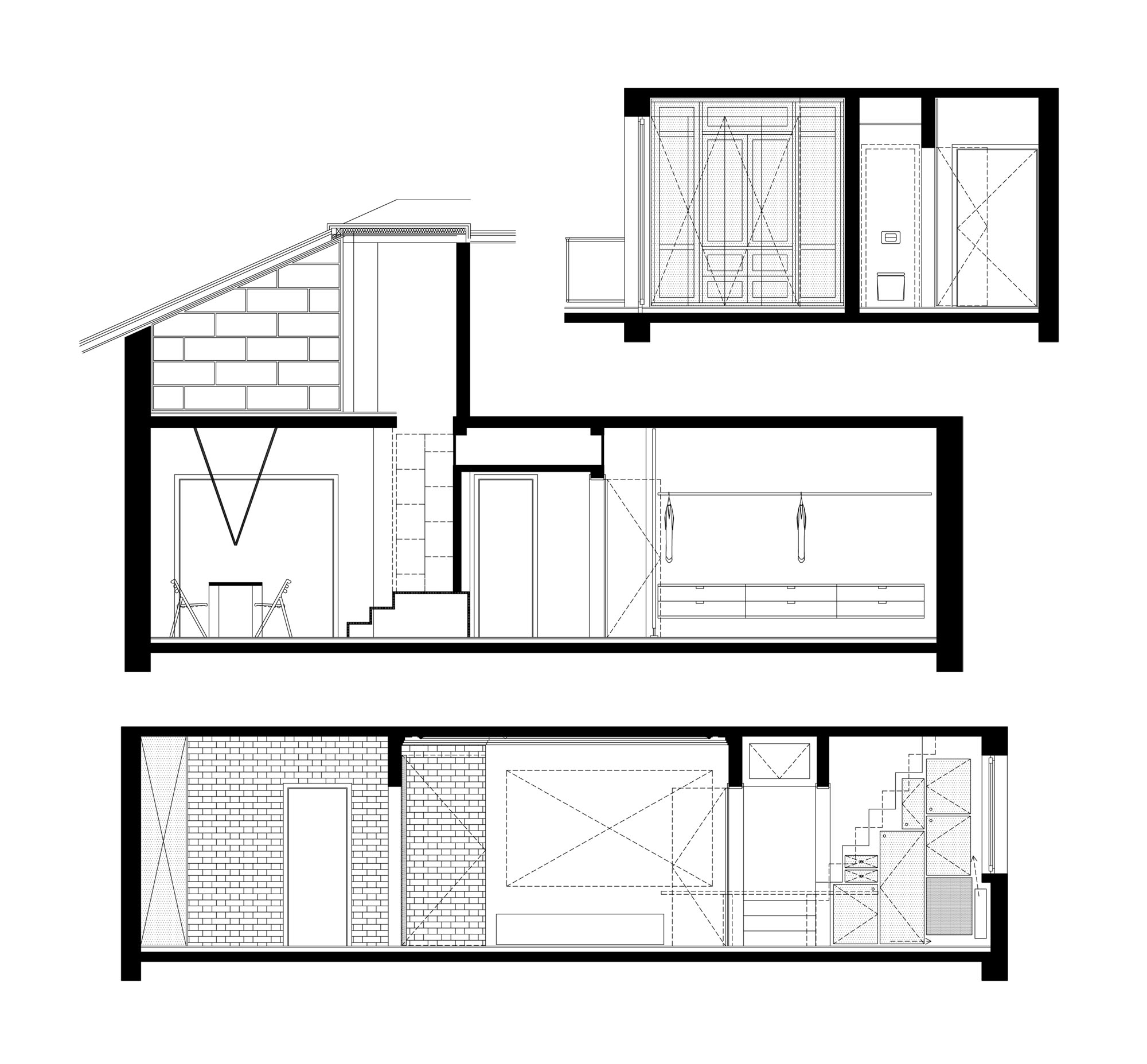 Chic Apartment H01 in Sofia by DontDIY Studio-19