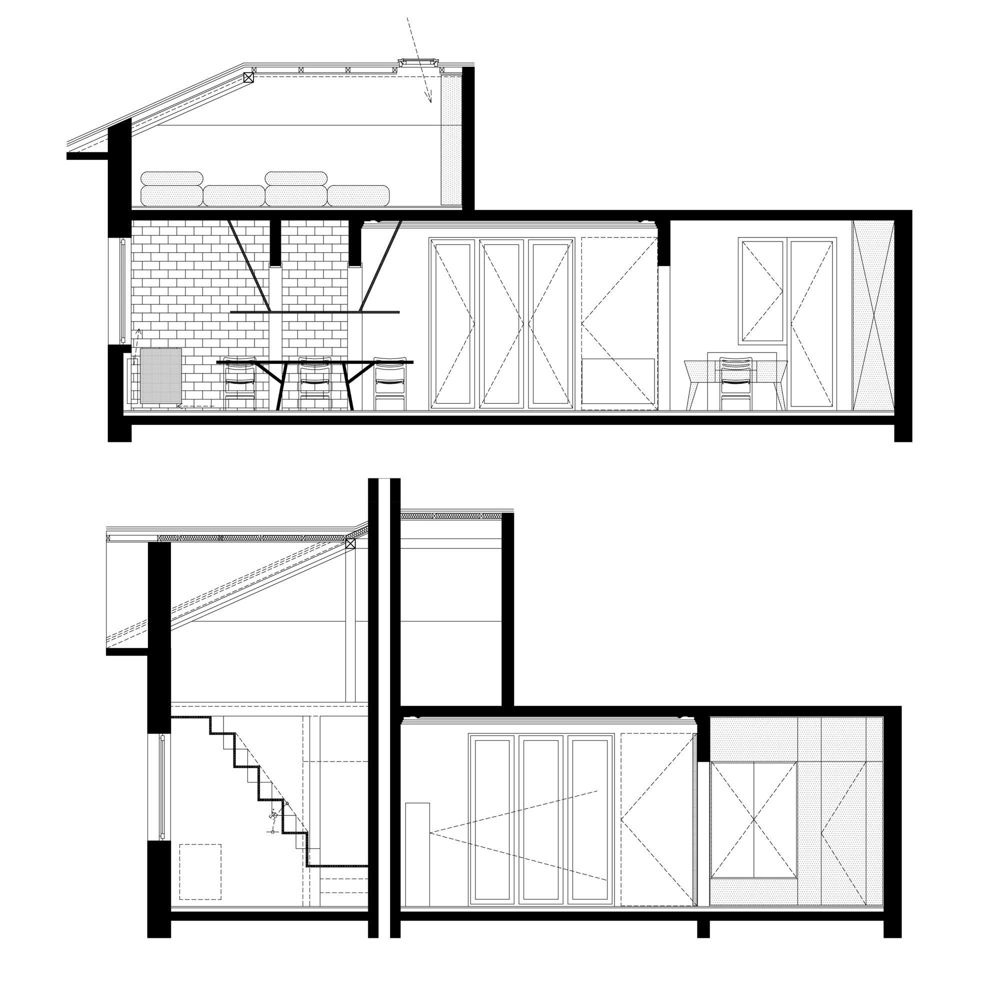 Chic Apartment H01 in Sofia by DontDIY Studio-20