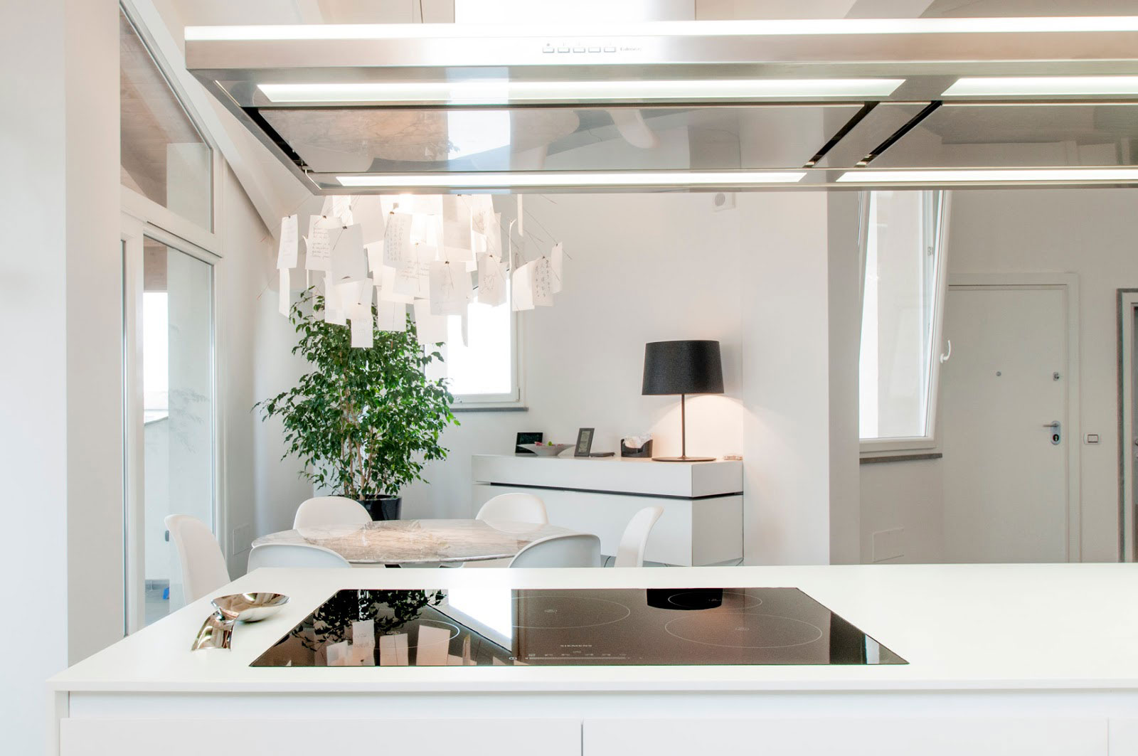 Chic Penthouse in Pisa, Italy by Lorenzo Mannini-07