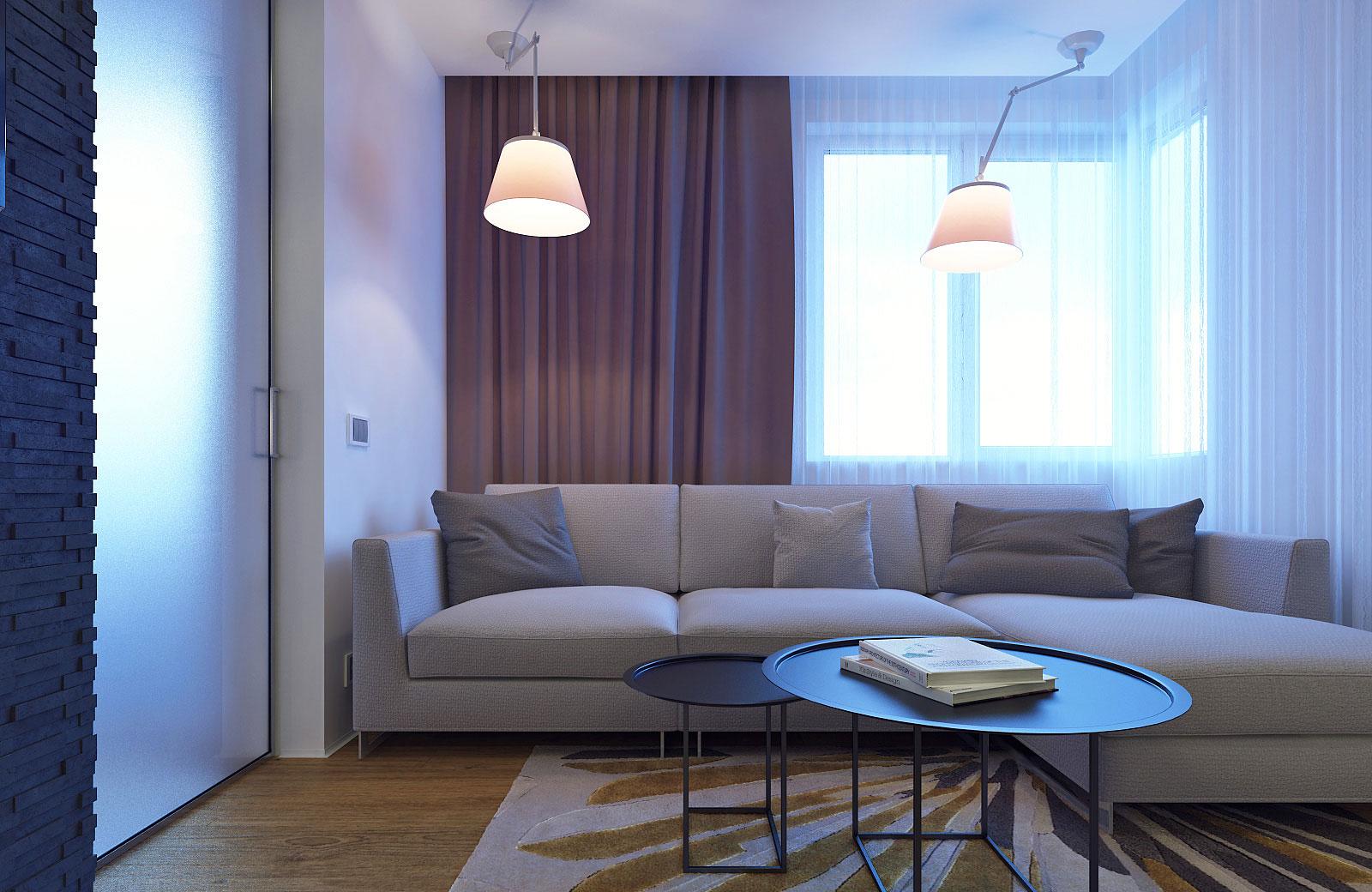 Compact Apartment in Kiev by Eugene Meshcheruk-02