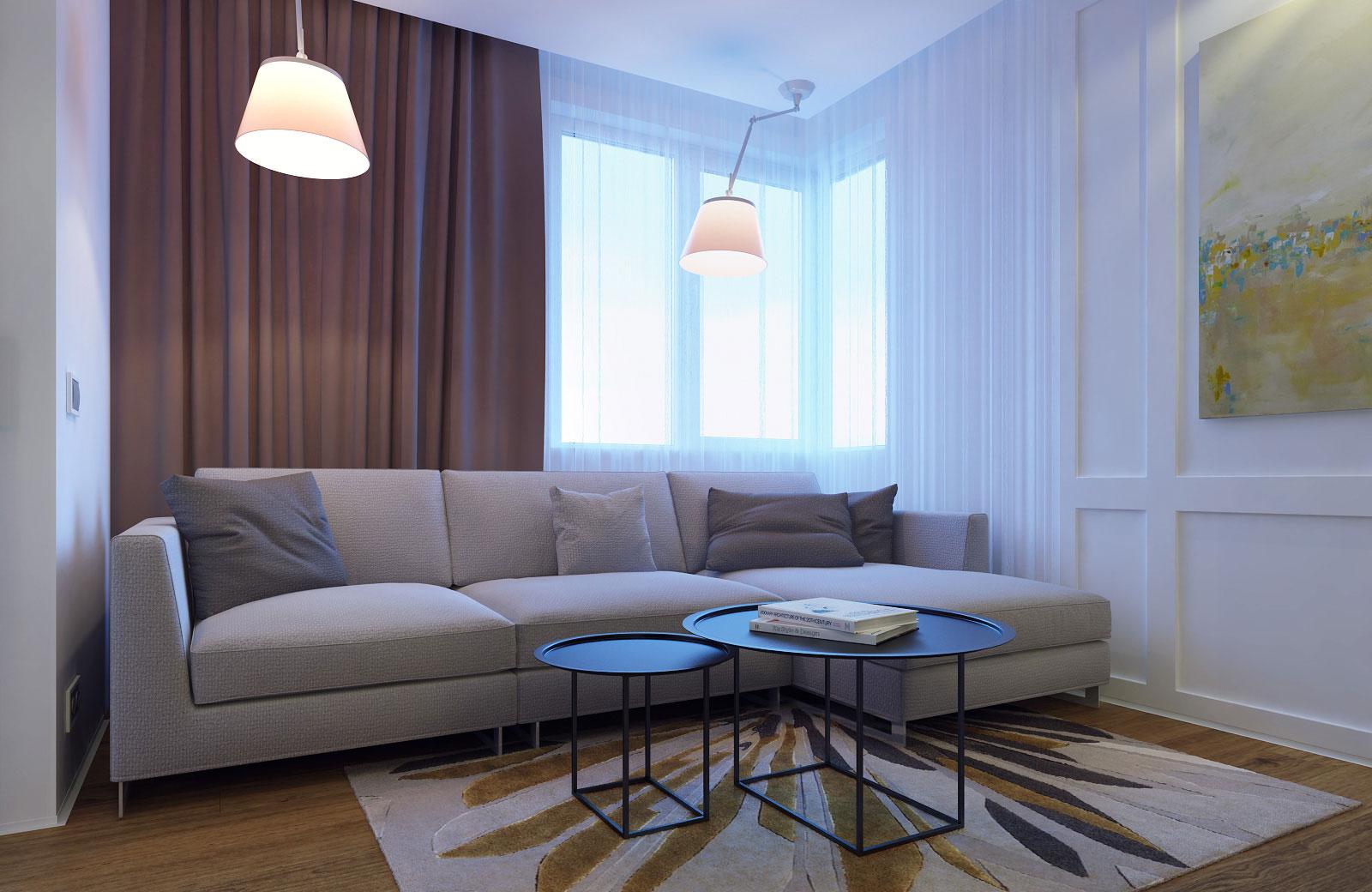 Compact Apartment in Kiev by Eugene Meshcheruk-03