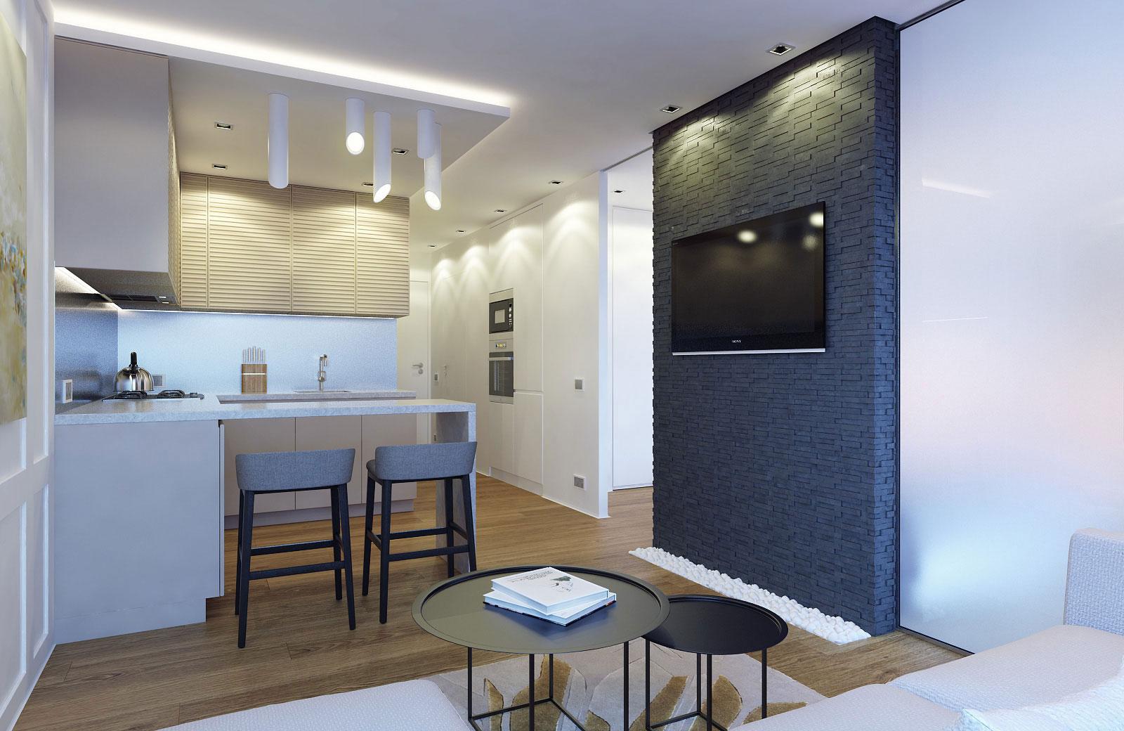 Compact Apartment in Kiev by Eugene Meshcheruk-05