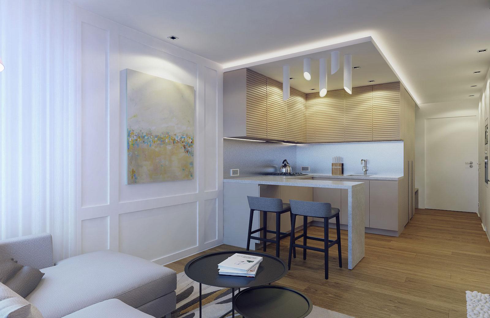 Compact Apartment in Kiev by Eugene Meshcheruk-06