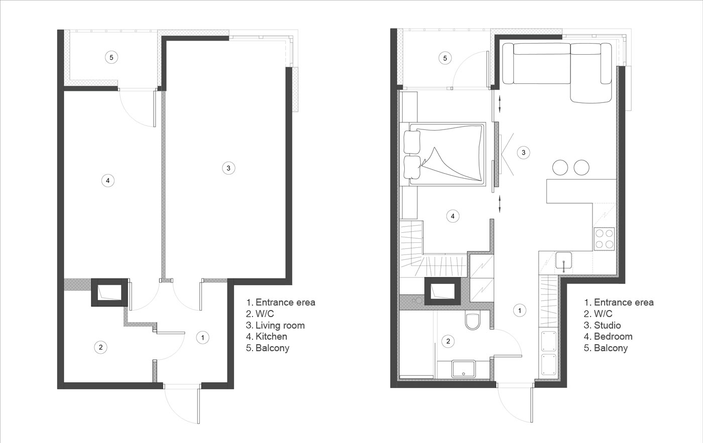 Compact Apartment in Kiev by Eugene Meshcheruk-14