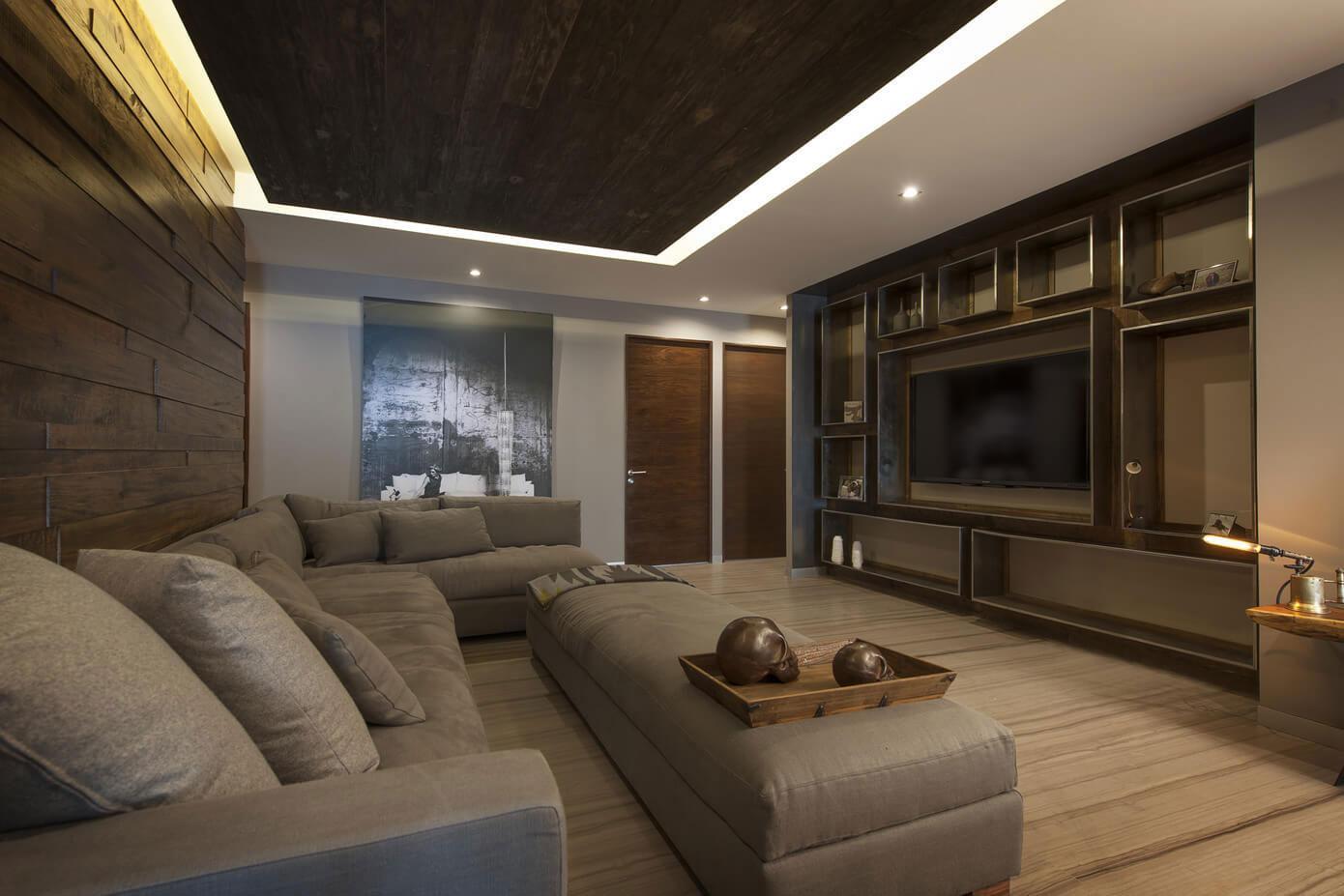 Contemporary CM Apartment in Mexico City by Kababie Arquitectos-02