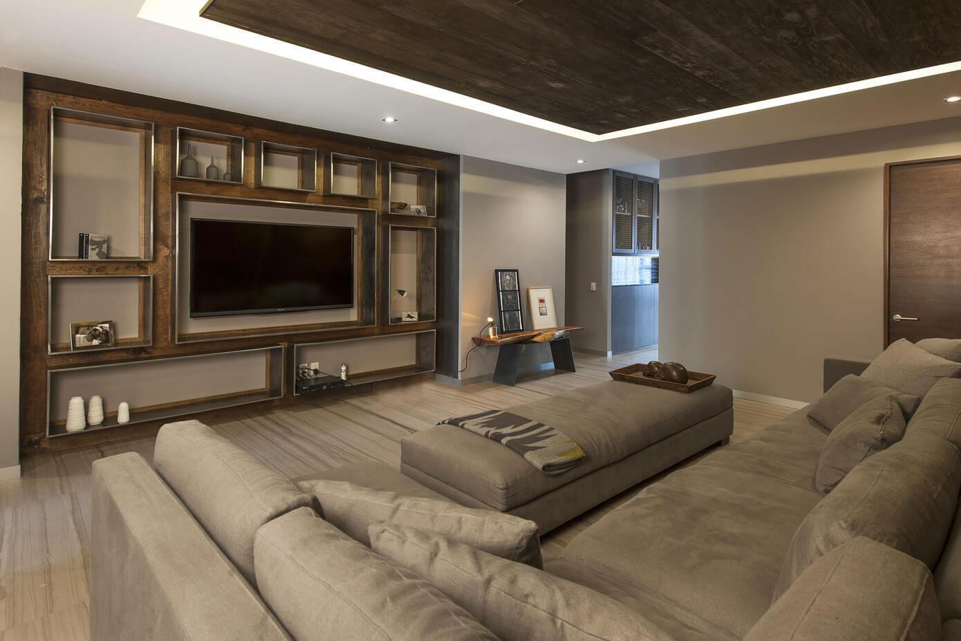 Contemporary CM Apartment in Mexico City by Kababie Arquitectos-03