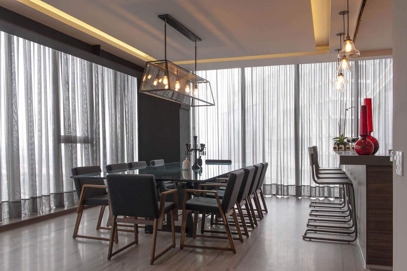Contemporary CM Apartment in Mexico City by Kababie Arquitectos-06