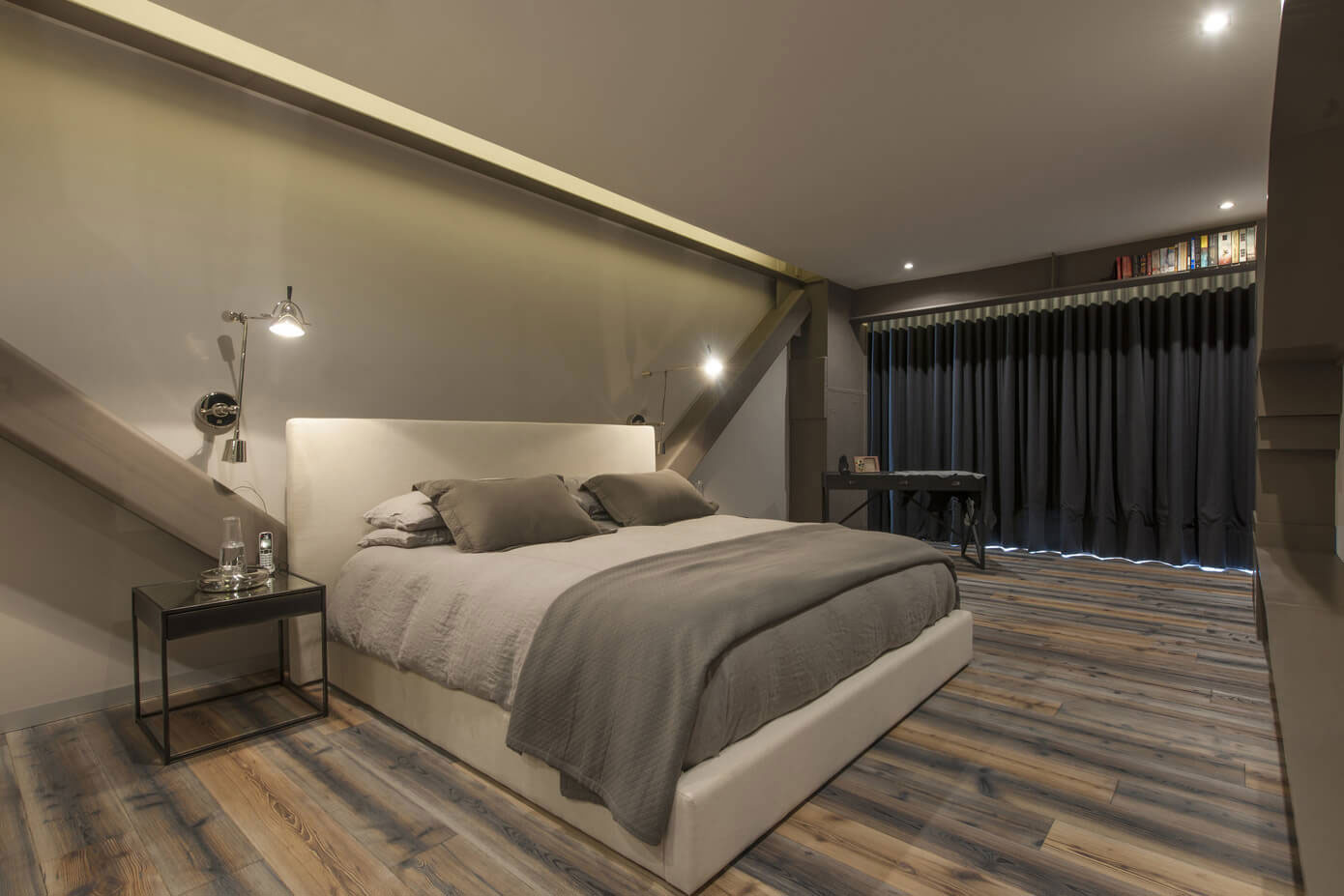 Contemporary cm apartment in mexico city by kababie - Cm arquitectos ...