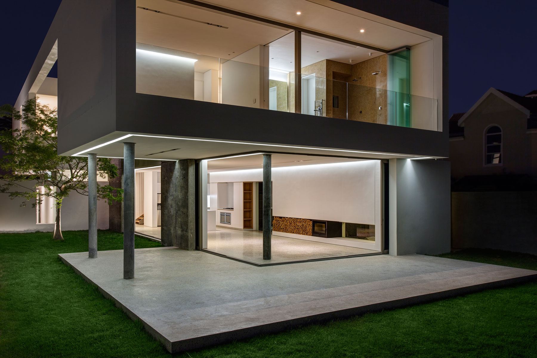 Contemporary, Open Plan FIRTH 114802 Home in Cape Town by Three14 Architects-15
