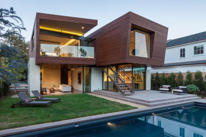 Contemporary Santa Monica Home By Kovac Design Studio CAANdesign - Home design studio