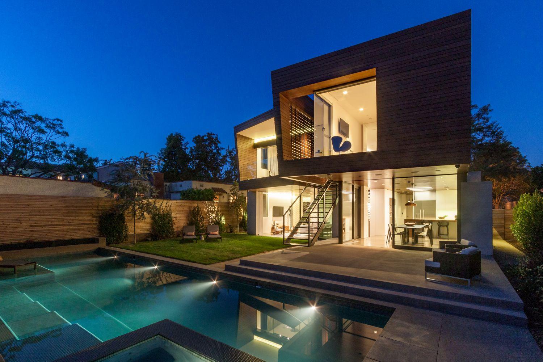 Contemporary Santa Monica Home by Kovac Design Studio-37