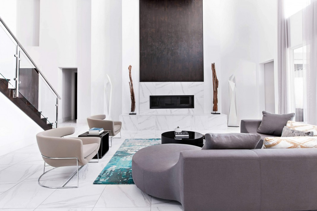 couture modern residence in houstoncontour interior design