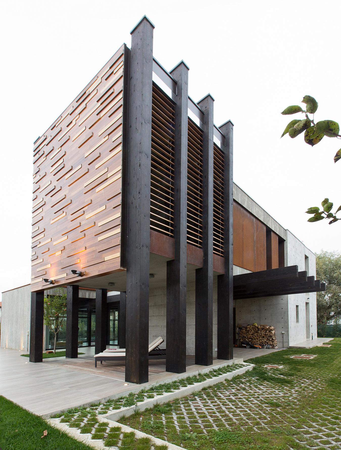 D'Autore Residence near Bologna by Giraldi Associati Architetti-03