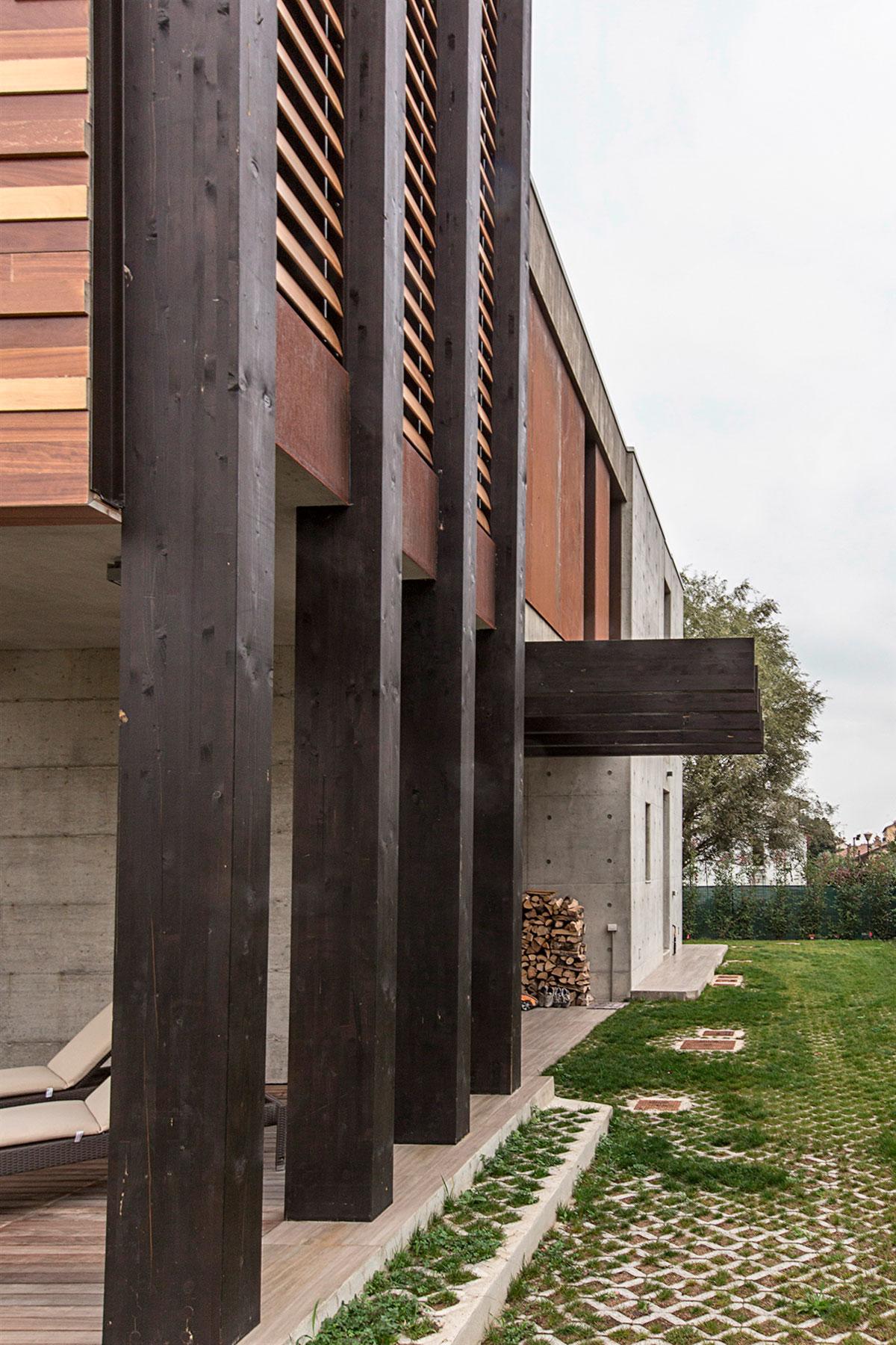 D'Autore Residence near Bologna by Giraldi Associati Architetti-04