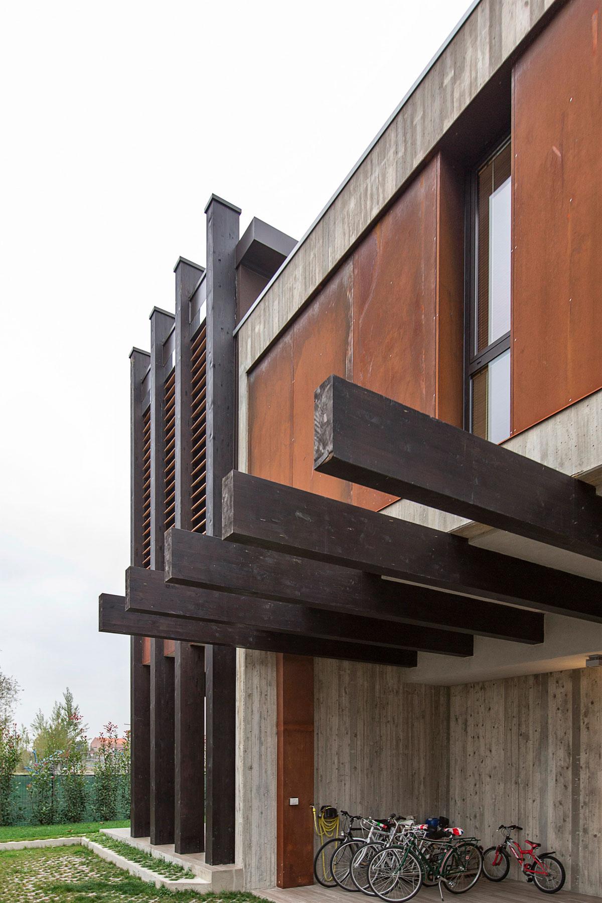 D'Autore Residence near Bologna by Giraldi Associati Architetti-05