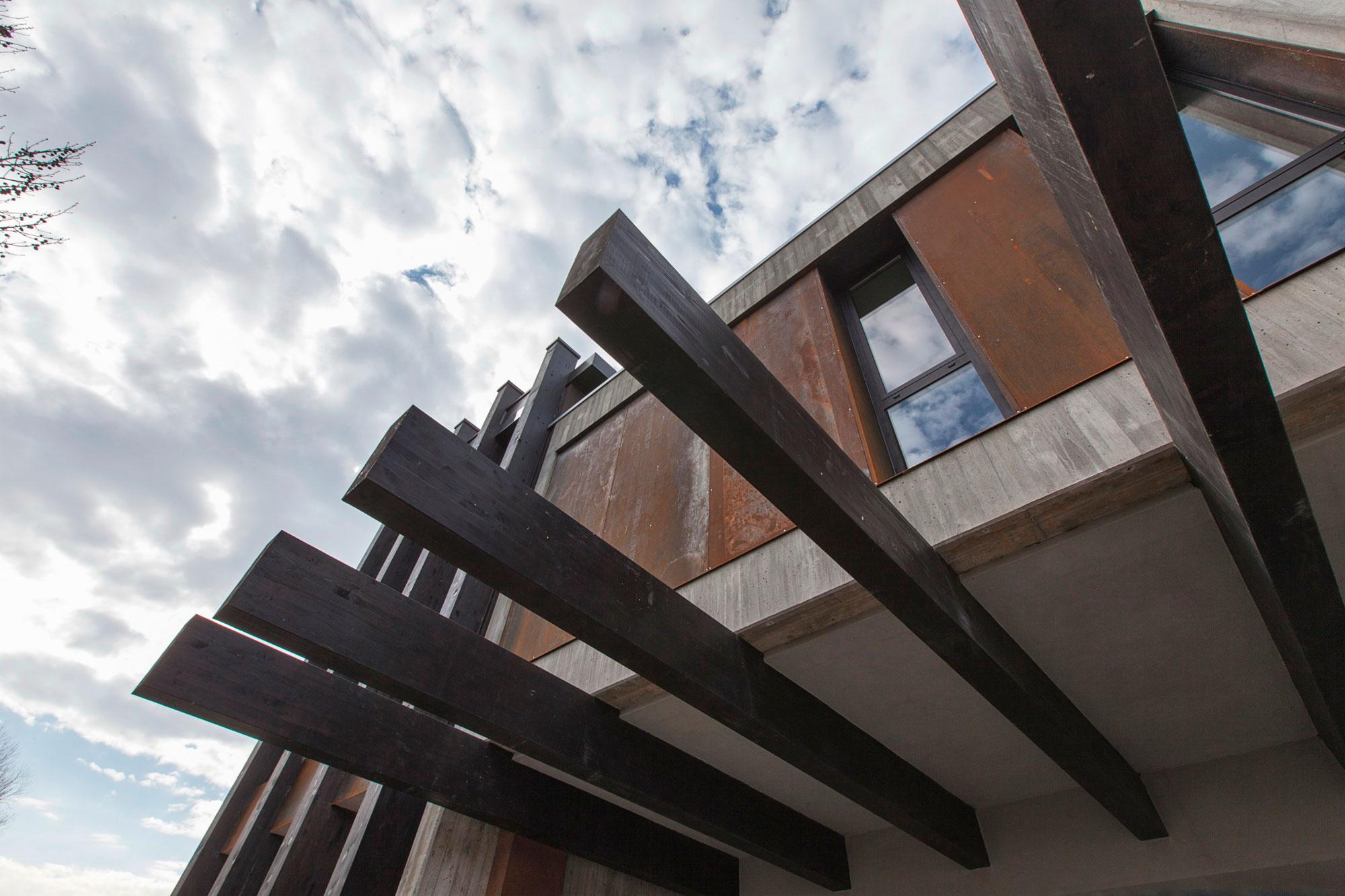 D'Autore Residence near Bologna by Giraldi Associati Architetti-08
