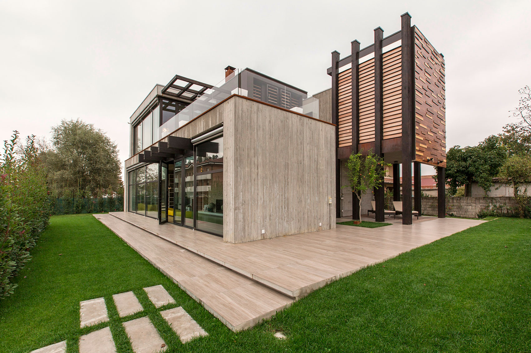 D'Autore Residence near Bologna by Giraldi Associati Architetti-10