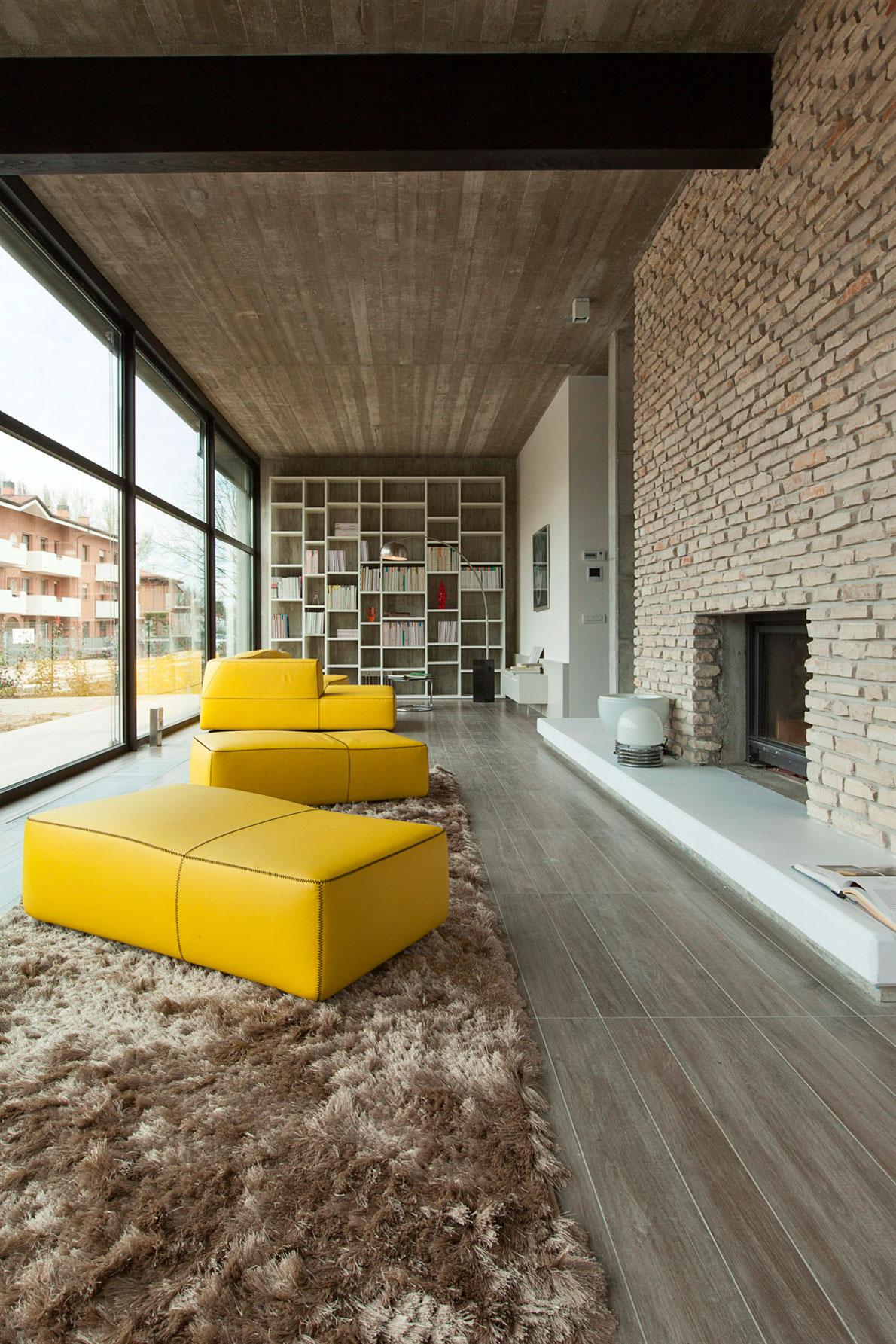 D'Autore Residence near Bologna by Giraldi Associati Architetti-14