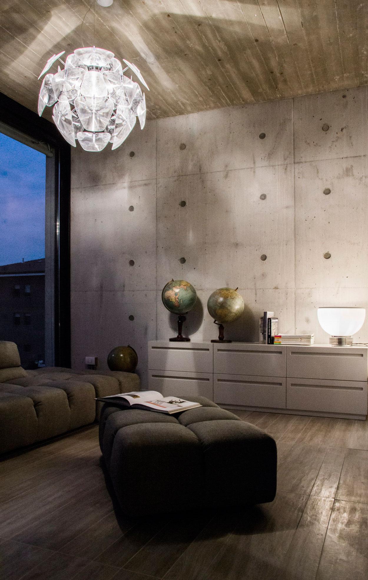 D'Autore Residence near Bologna by Giraldi Associati Architetti-40