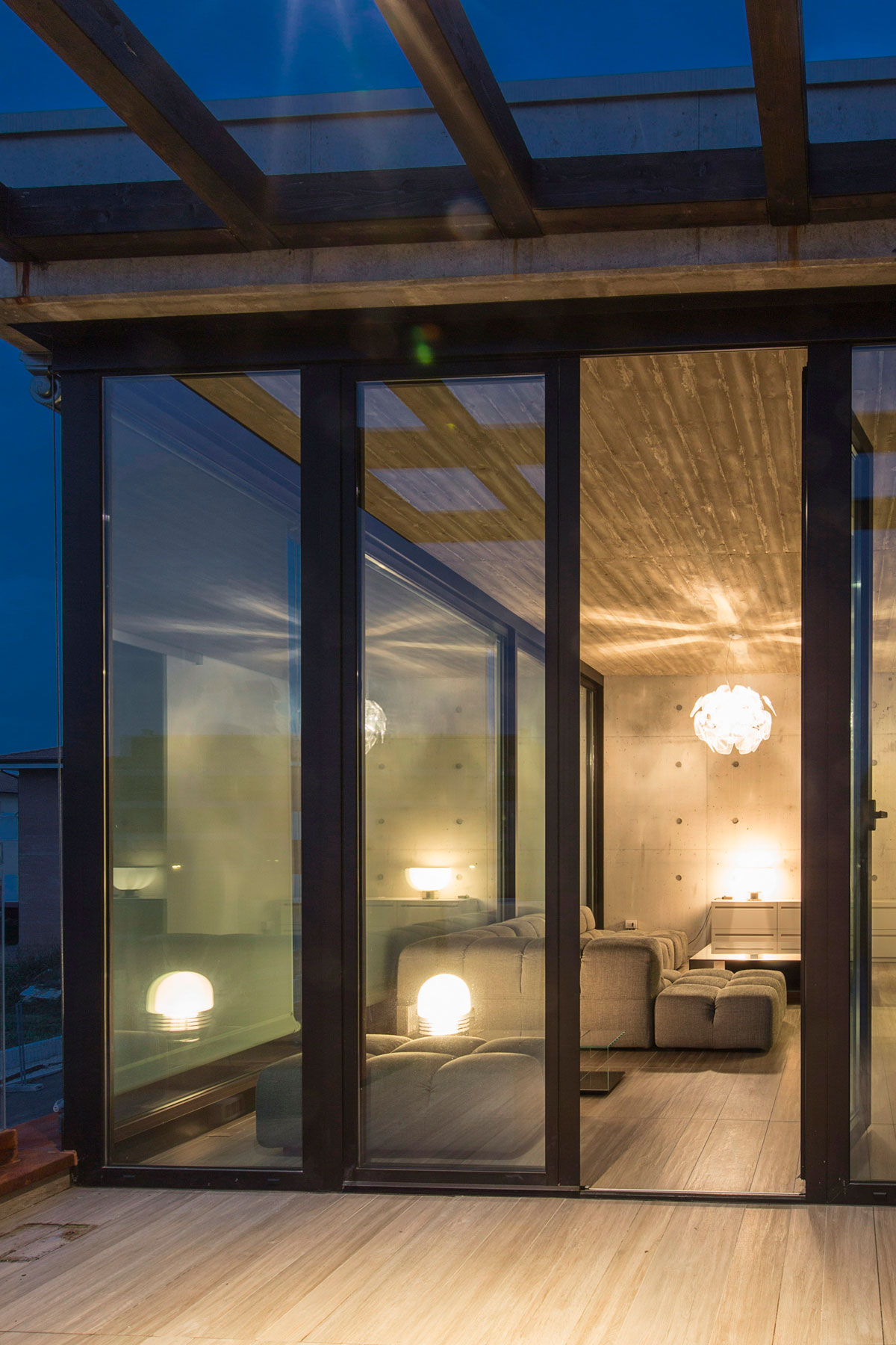 D'Autore Residence near Bologna by Giraldi Associati Architetti-43