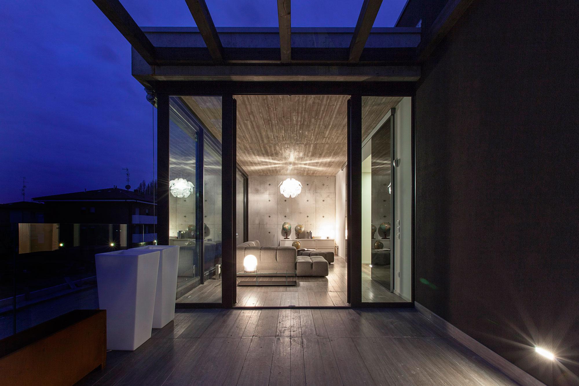 D'Autore Residence near Bologna by Giraldi Associati Architetti-44