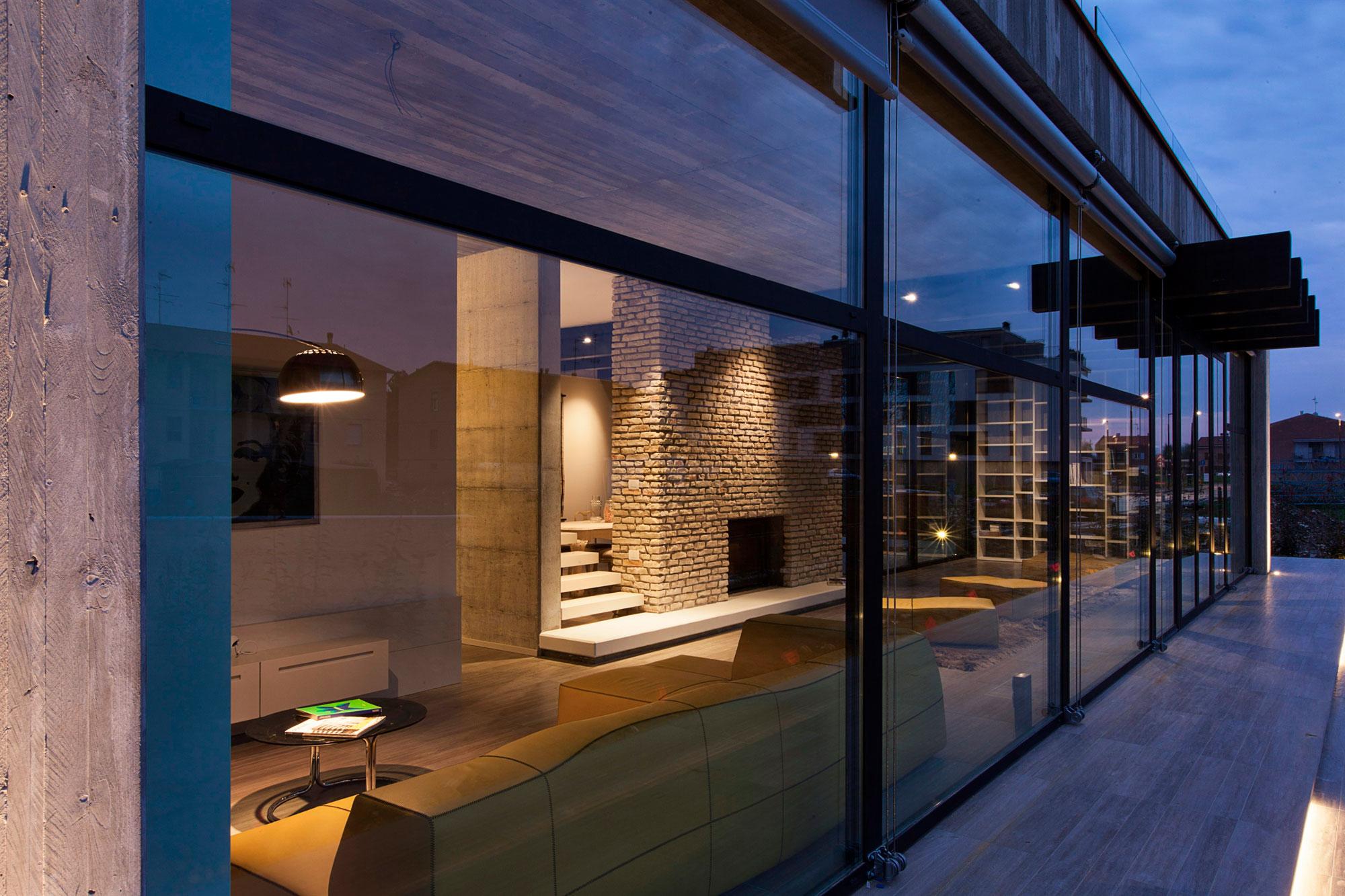 D'Autore Residence near Bologna by Giraldi Associati Architetti-45