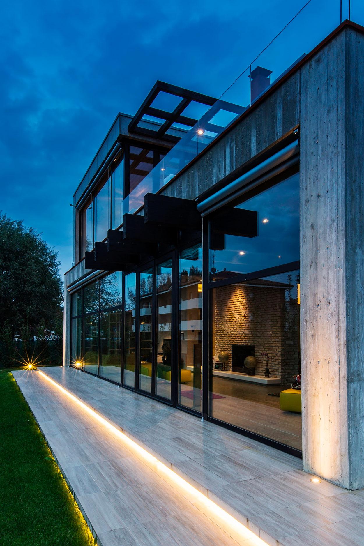 D'Autore Residence near Bologna by Giraldi Associati Architetti-46