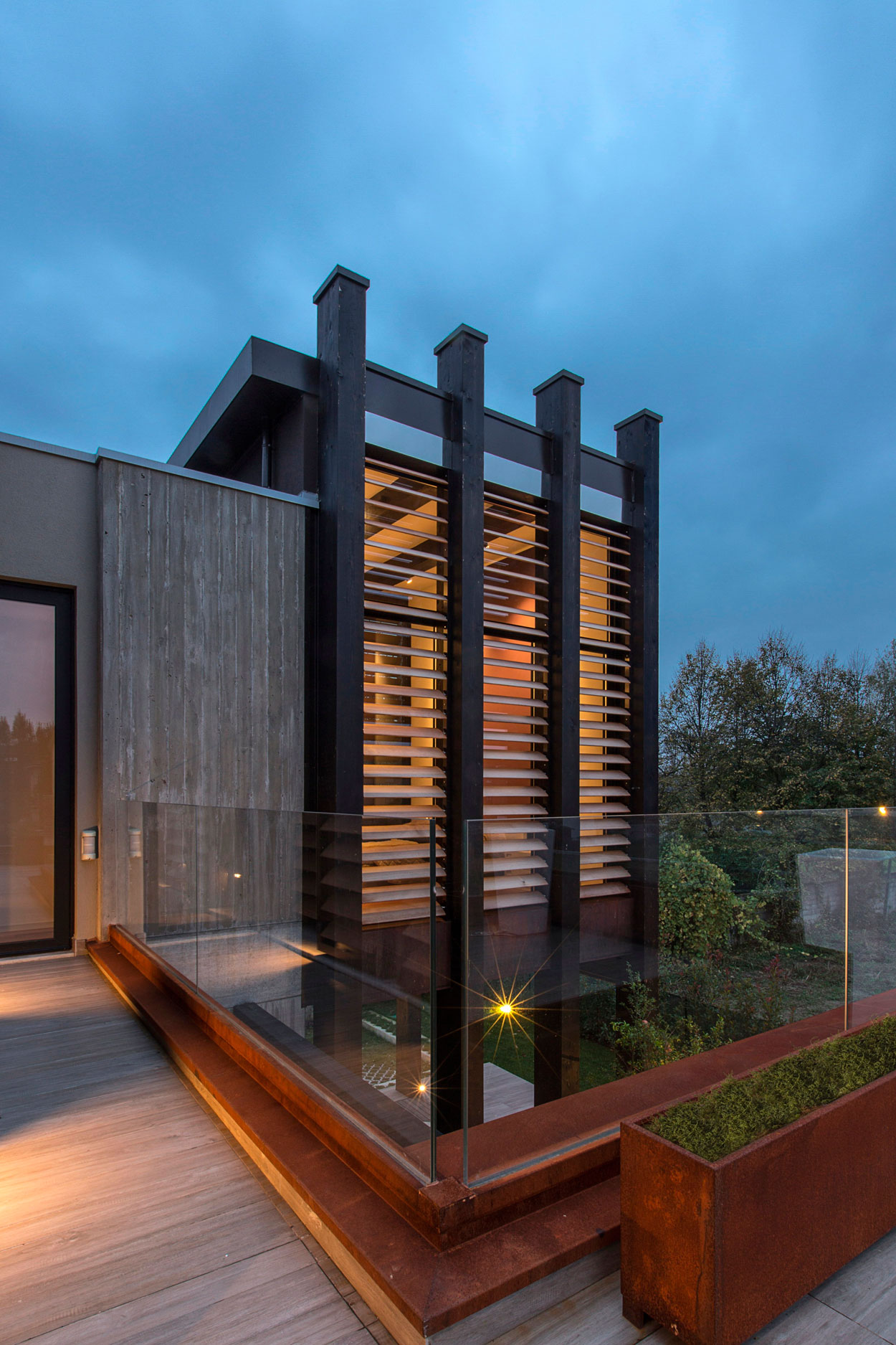 D'Autore Residence near Bologna by Giraldi Associati Architetti-47