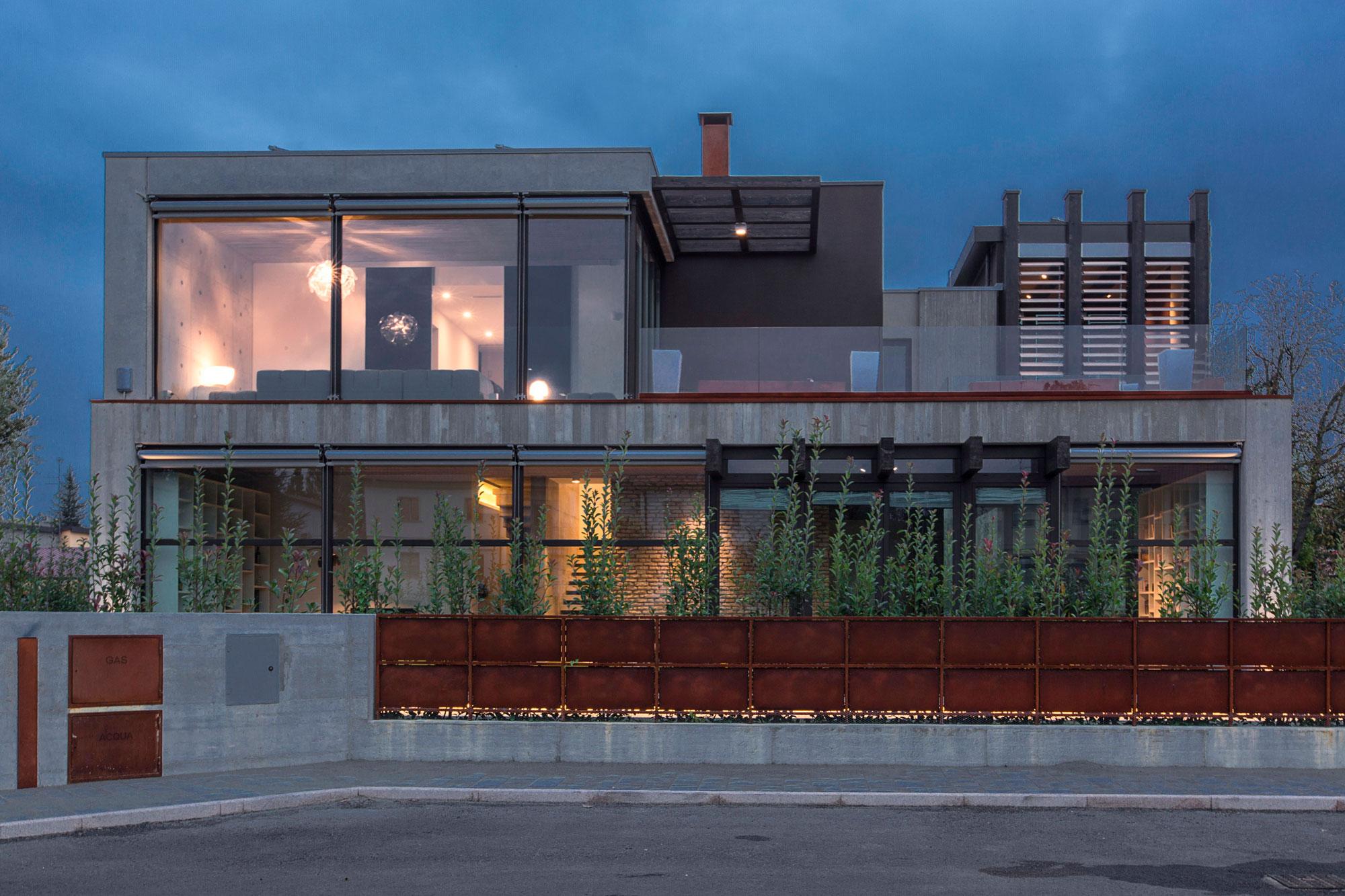 D'Autore Residence near Bologna by Giraldi Associati Architetti-50
