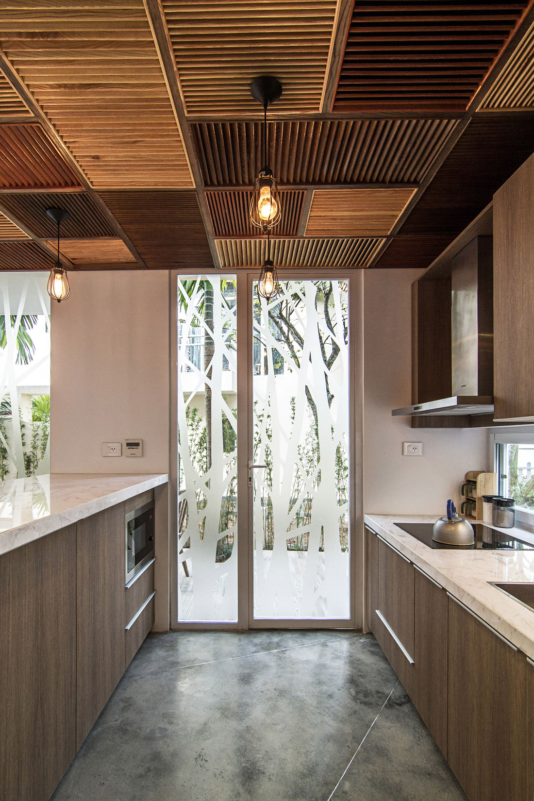 EPV Semi-Detached House Located in Ecopark Green Urban Area, Vietnam by AHL architects associates-08