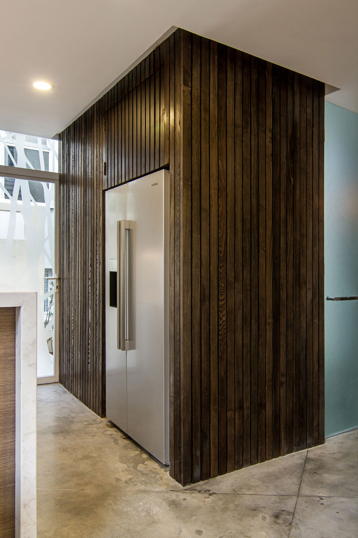 EPV Semi-Detached House Located in Ecopark Green Urban Area, Vietnam by AHL architects associates-09
