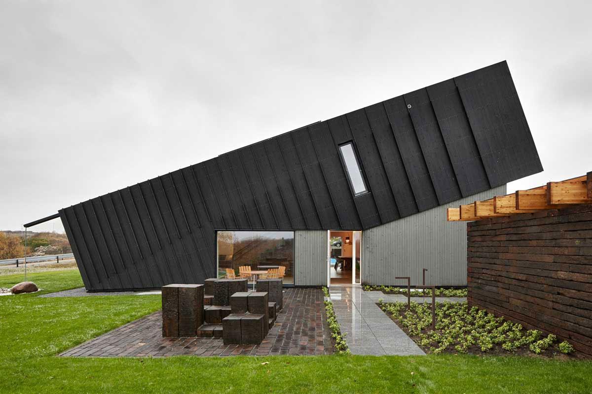 Eco-Friendly ZEB Pilot House in Larvik by Snøhetta-01
