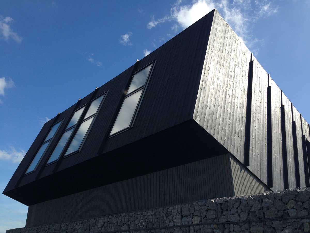 Eco-Friendly ZEB Pilot House in Larvik by Snøhetta-02
