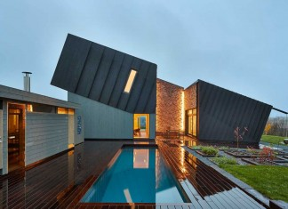 Eco-Friendly ZEB Pilot House in Larvik by Snøhetta