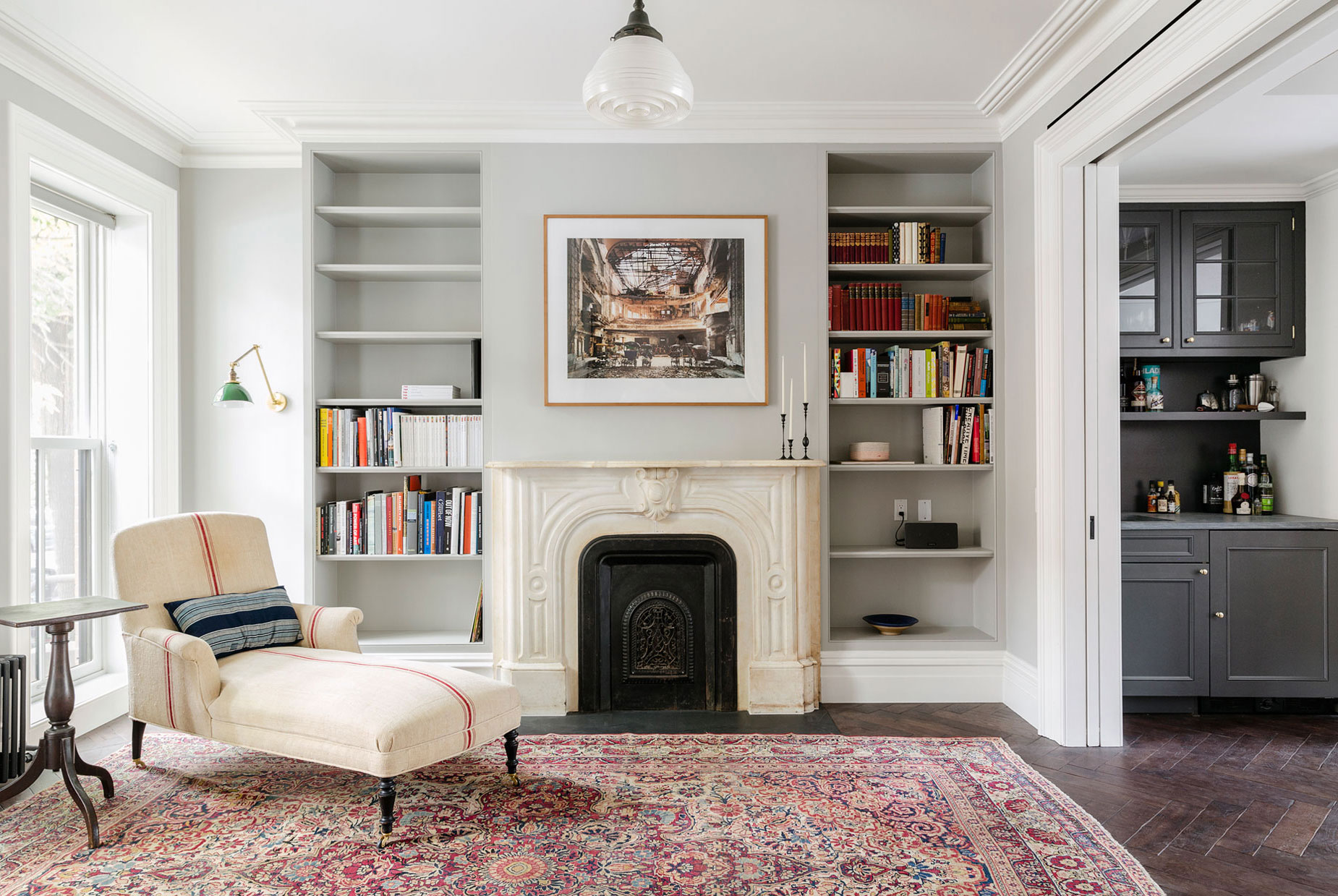 Elegant Cumberland St Townhouse in Brooklyn by Ensemble Architecture-01